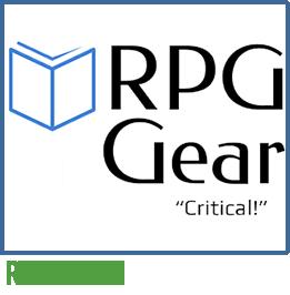 Logo RPGGear Holder