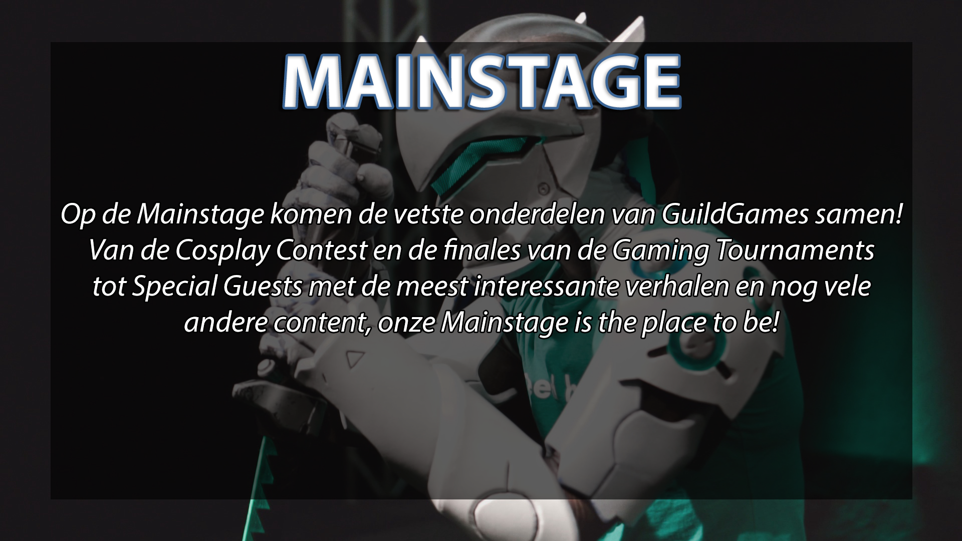 Placeholder Mainstage