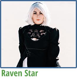 Logo Raven Star