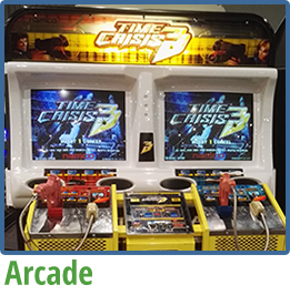 Arcade zone boxed complete