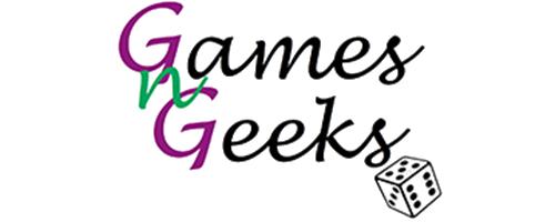 Logo Games & Geeks