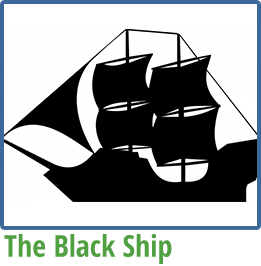 The Black Ship boxed complete